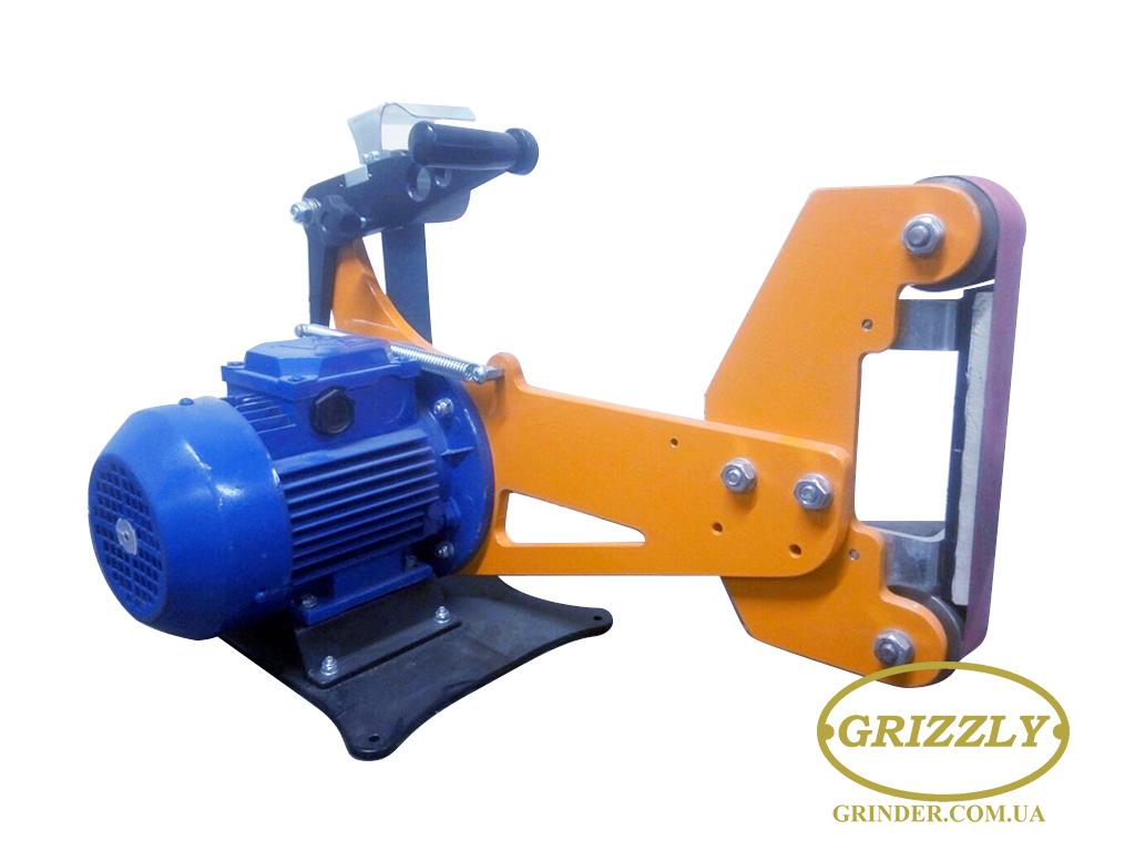 "Гриндер Grizzly 2""x59"" под ленту 50х1500 мм (3)"